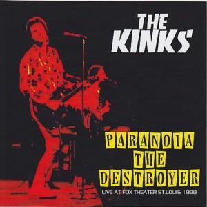 kinks-paranoia