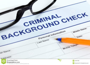criminal-background-check-application-form-glasses-ballpoint-pen-45697538