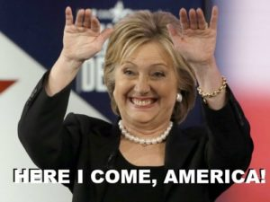 Hillary Clinton-hereicome,